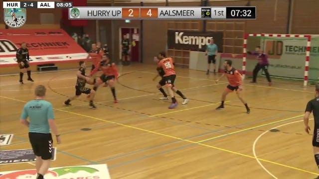 Zaterdag 3 april: Hurry-Up-Aalsmeer