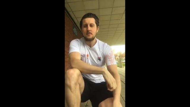 Training 4 - Fysieke sessie