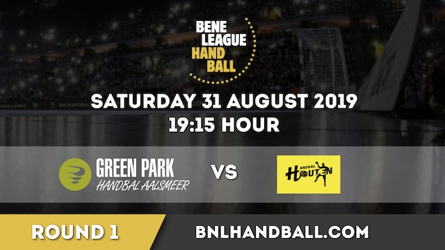 Green Park / Aalsmeer vs The Dome / Handbal Houten