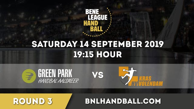 Green Park / Handbal Aalsmeer vs. Kra...