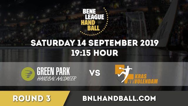 Green Park / Handbal Aalsmeer vs. Kra...