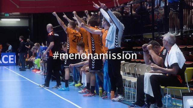 TeamNL Heren: Men on a mission!