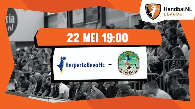 Herpertz Bevo/HC vs JD Techniek/Hurry-Up