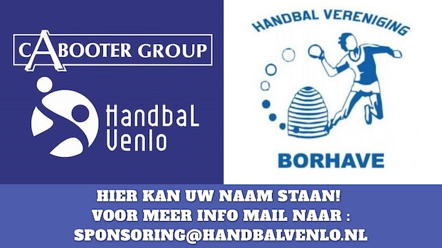 Cabooter Group HandbaL Venlo - Borhave DS1