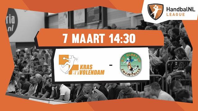 KRAS/Volendam HS1 - JD Techniek/Hurry Up HS1