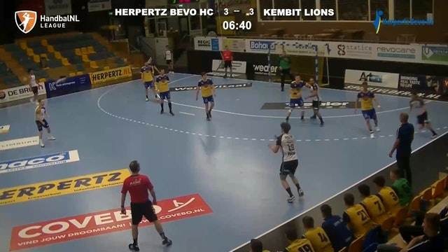 Zaterdag 29 mei: Bevo-Lions