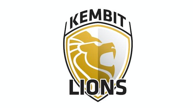 Wedstrijden KEMBIT-LIONS