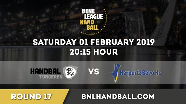 Handbal Tongeren vs. Herpertz / Bevo HC