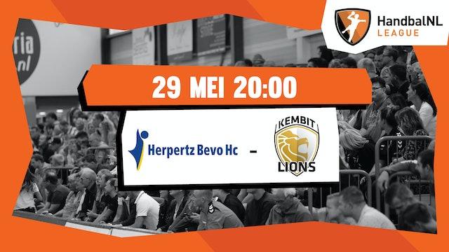 Herpertz Bevo/HC vs KEMBIT-Lions