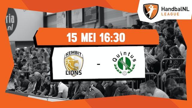 KEMBIT-Lions vs HV Quinuts - Part 2