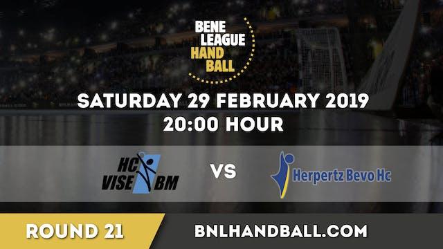 HC Visé BM vs Herpertz Bevo HC