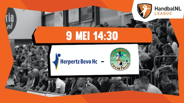 Herpertz Bevo/HC vs JD Techniek/Hurry-Up