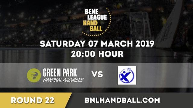 Green Park / Aalsmeer vs HC Atomix