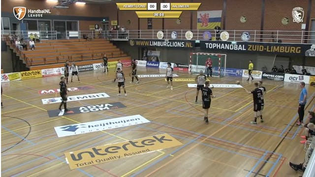 Finalewedstrijd: Lions - Aalsmeer