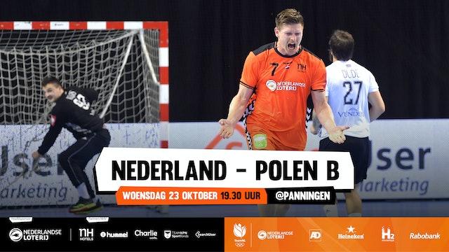 Nederland vs Polen