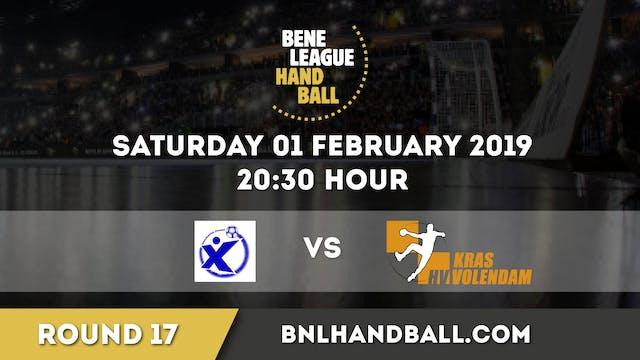 HC Atomix vs. Kras / Volendam