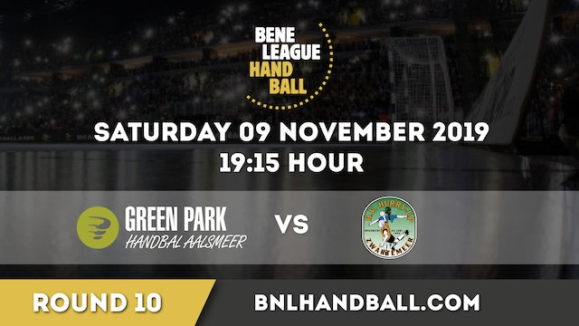 Green Park / Handbal Aalsmeer vs. JD Techniek / Hurry Up