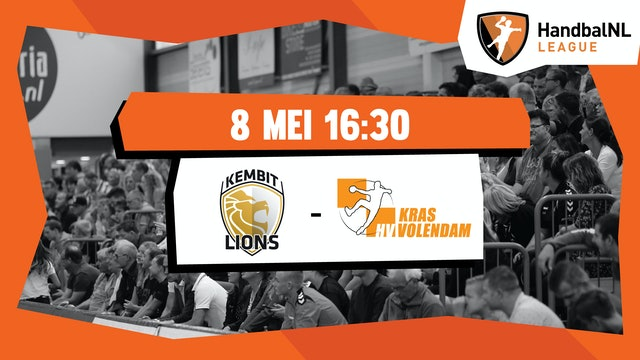 KEMBIT-Lions vs Kras/Volendam - Part 2