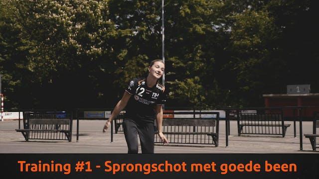 Techniek Training #1 Sprongschot met ...