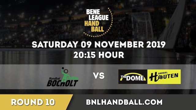 Achilles Bocholt vs. The Dome / Handbal Houten