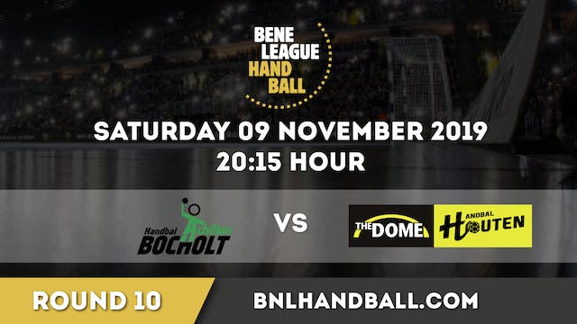 Achilles Bocholt vs. The Dome / Handb...