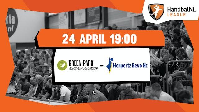 Green Park/Handbal Aalsmeer vs Herpertz/Bevo HC