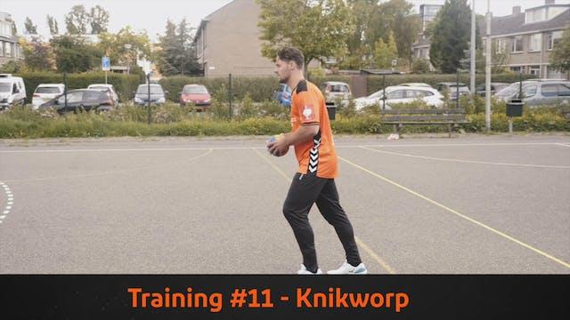 Techniek Training #11 Knikworp