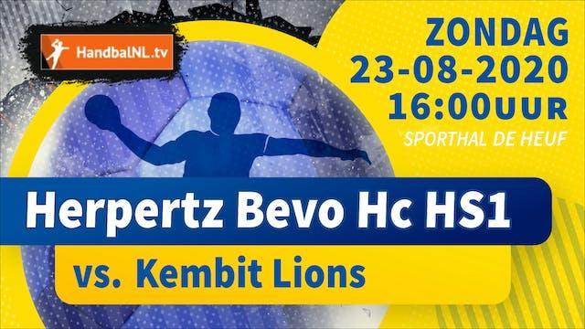 Herpertz Bevo Hc - Kembit Lions