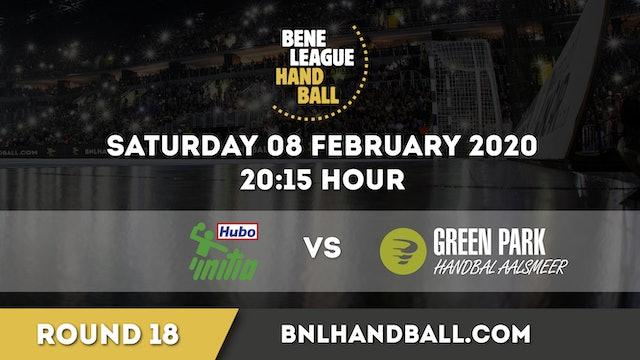 Hubo Initia Hasselt vs Green Park / Aalsmeer
