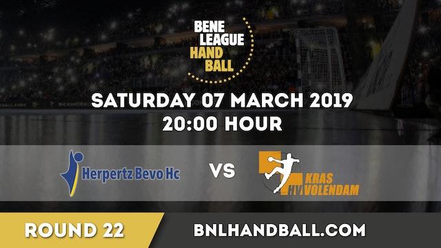 Herpertz / Bevo Hc vs Kras / Volendam