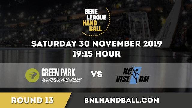 Green Park / Handbal Aalsmeer vs. HC Visé BM