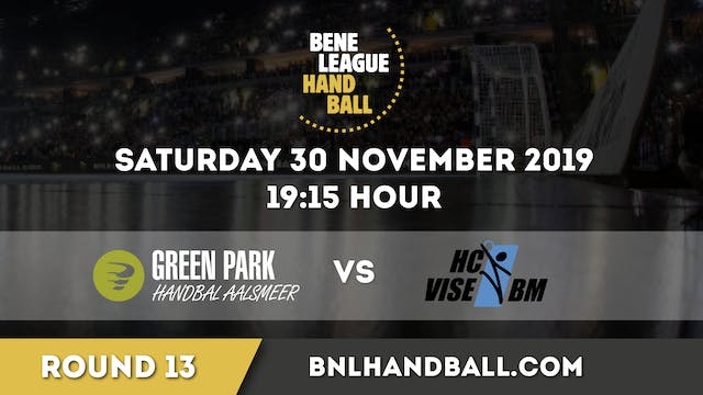 Green Park / Handbal Aalsmeer vs. HC ...
