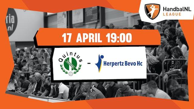 HV Quintus vs Herpertz/Bevo HC