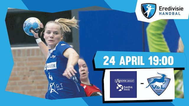 Cabooter Group/HandbaL Venlo DS1 - Geonius/V&L DS1