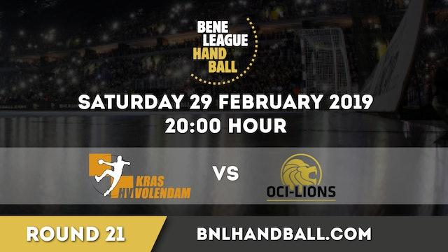 Kras / Volendam vs KEMBIT-LIONS