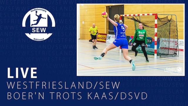 Westfriesland/SEW - Boer'n Trots Kaas/DSVD