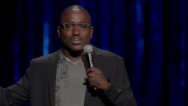 Comedy Central Re-Animated - Hannibal Buress - On New Orleans