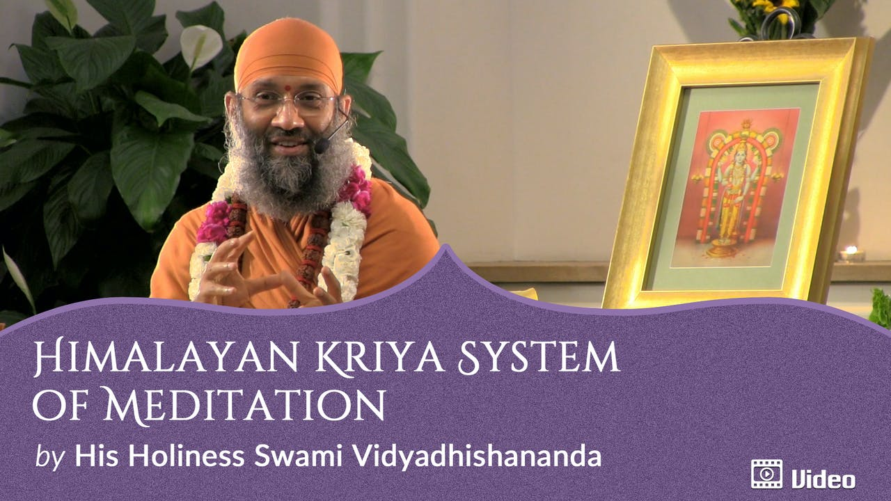 Himalayan Kriya System of Meditation