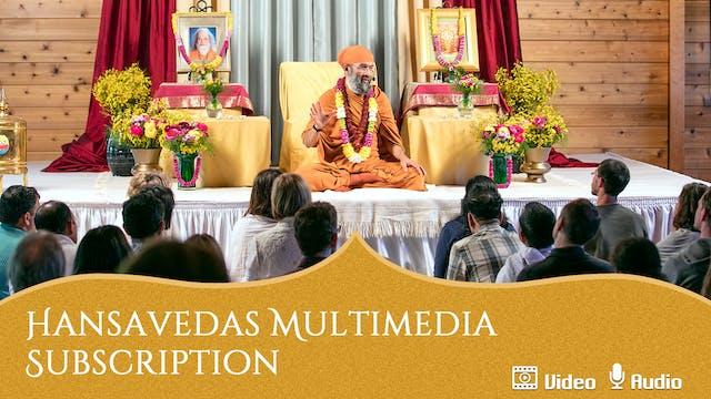 Hansavedas Multimedia Subscription