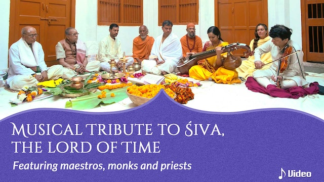 Musical Tribute to Śiva, the Lord of Time