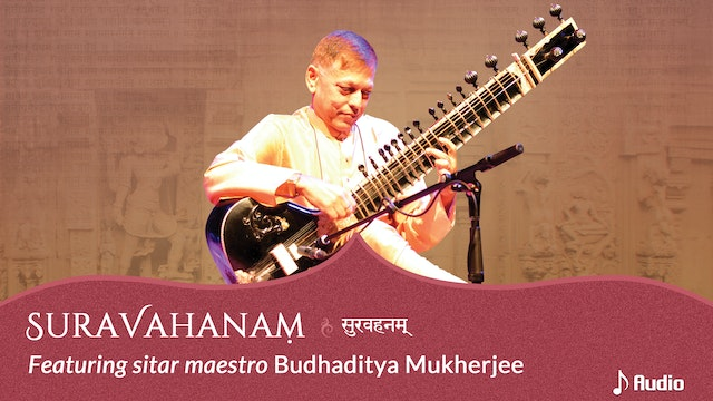 SuraVahanaṃ – Sublime Soundscape on Bass Strings