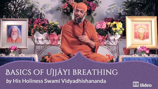 Basics of Ujjayi Breathing