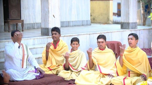 AtharvaVeda Śounaka Branch Chanting