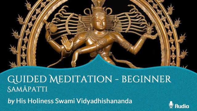 Guided Meditation - Beginner