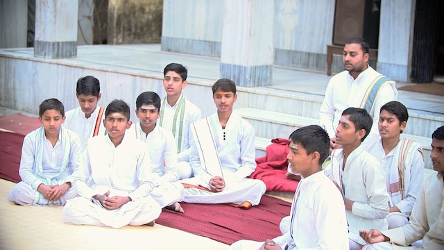 Invocation Prayer by SāmaVeda Students
