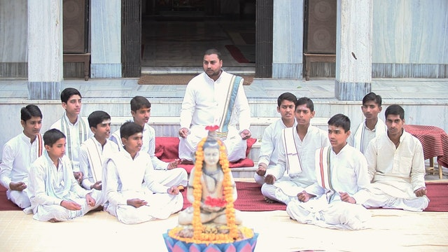SāmaVeda Kouthuma Branch Chanting