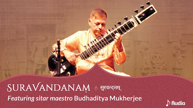 SuraVandanaṃ – Meditative Melody on Bass Strings