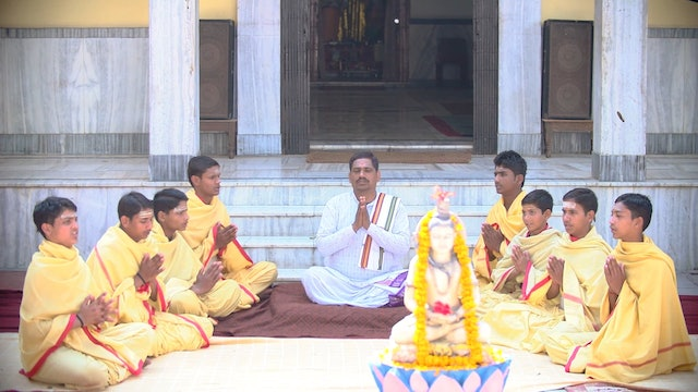 Invocation Prayer by AtharvaVeda Students
