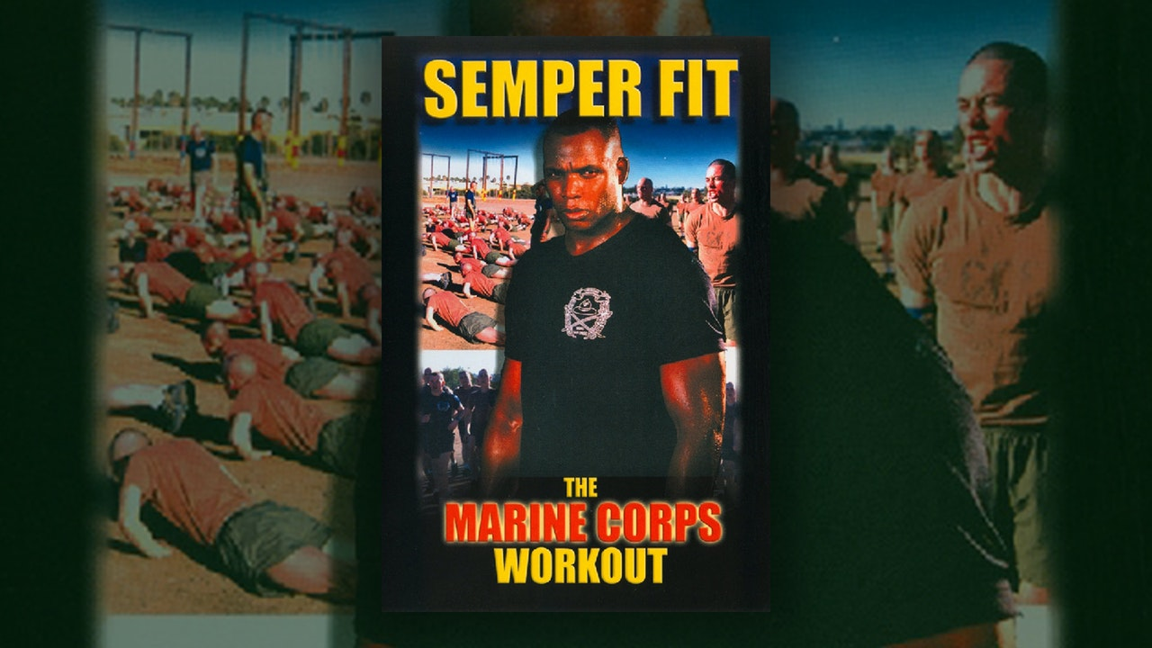 Semper Fit - The Marine Corps Workout