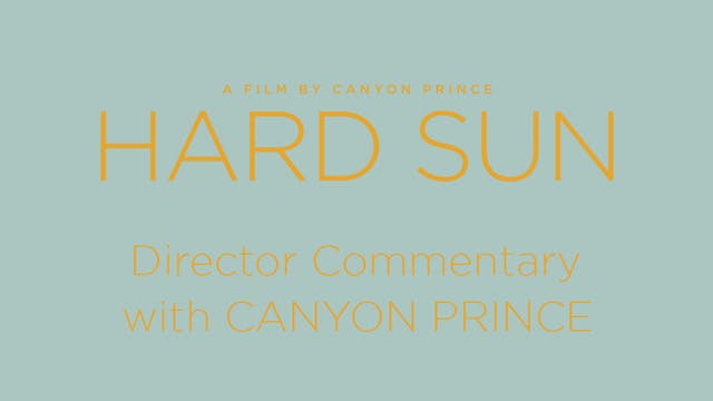 Hard Sun - [HD] [STEREO] [2014] - DIRECTOR'S COMMENTARY ONLY